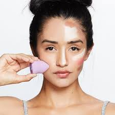Foundation base for makeup at home
