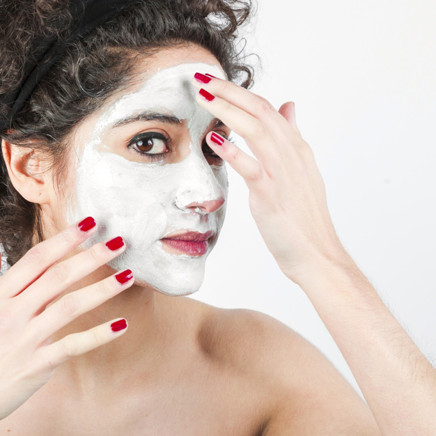 Use a face mask- Beauty tips for face glow