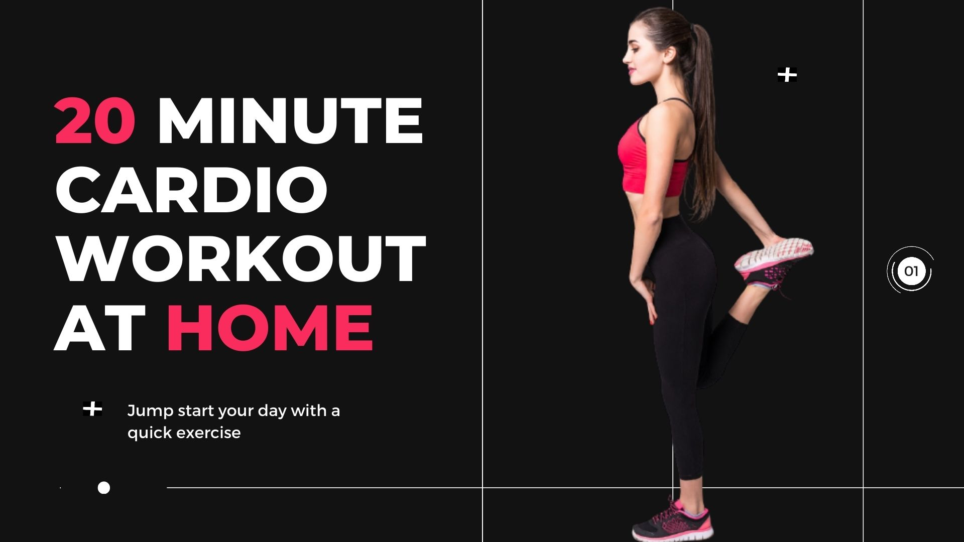 20 Minute Good Cardio Workouts At Home For Women