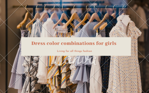 Dress Color Combination For Female in 2021