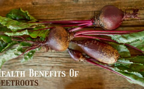 8 Health Benefits of Beetroots