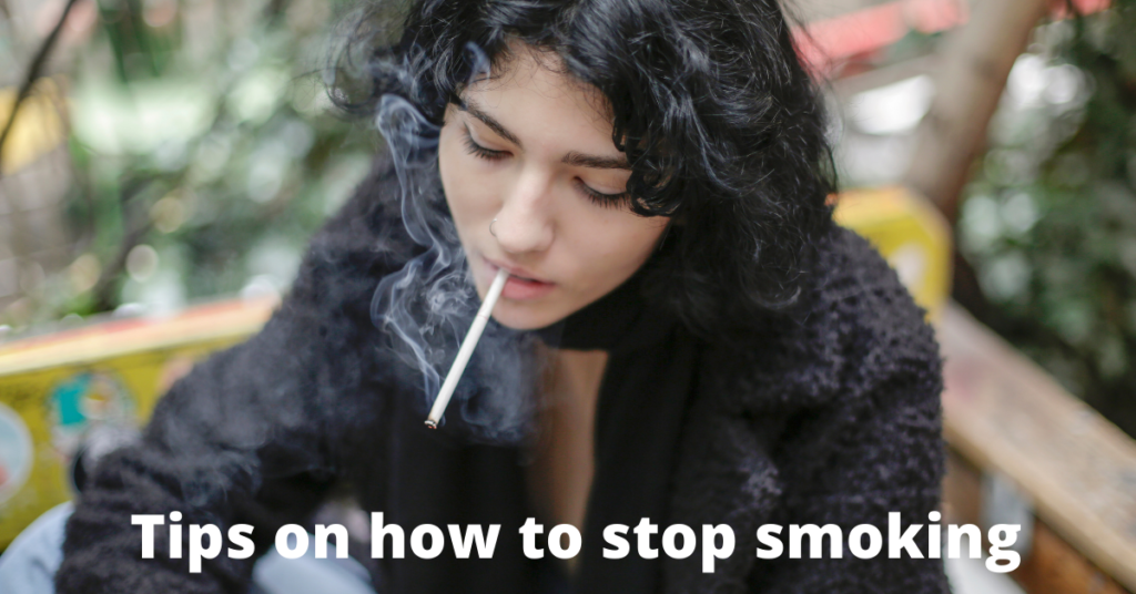 Quit Smoking-Tips on How to Stop Smoking